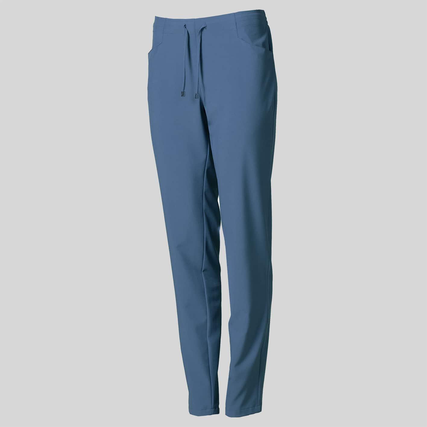 Gary´s 704800 Pantalon Mujer Bols. Americano Azul GrisÁceo