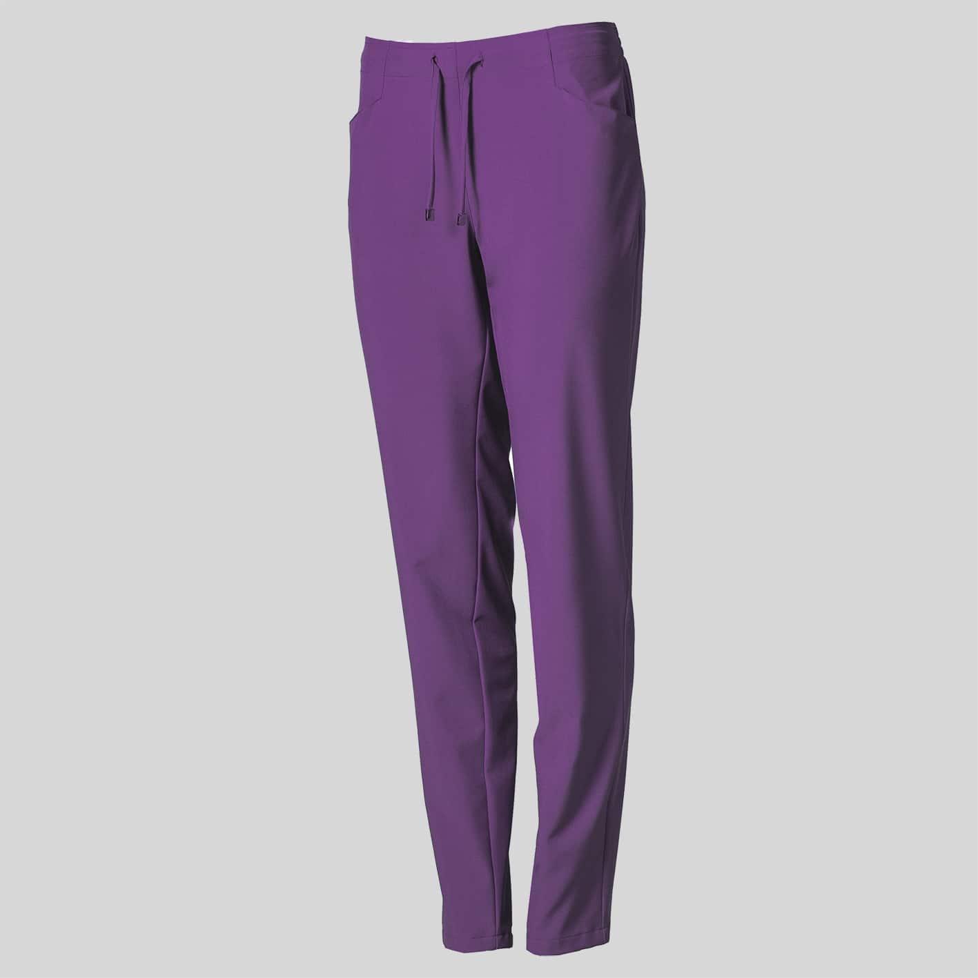 Gary´s 704800 Pantalon Mujer Bols. Americano Morado