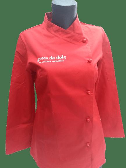 Chaqueta de Cocina Personalizada