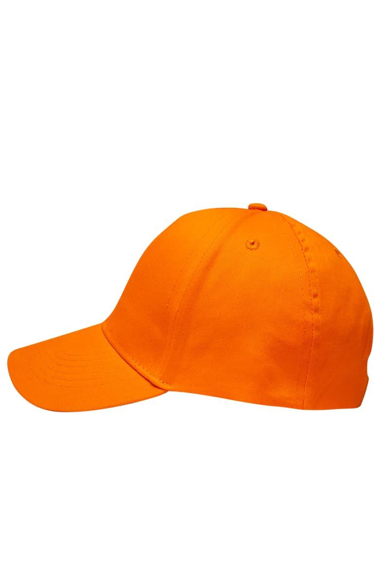 Mukua Mct300v Gorra 5 Paneles Orange 2