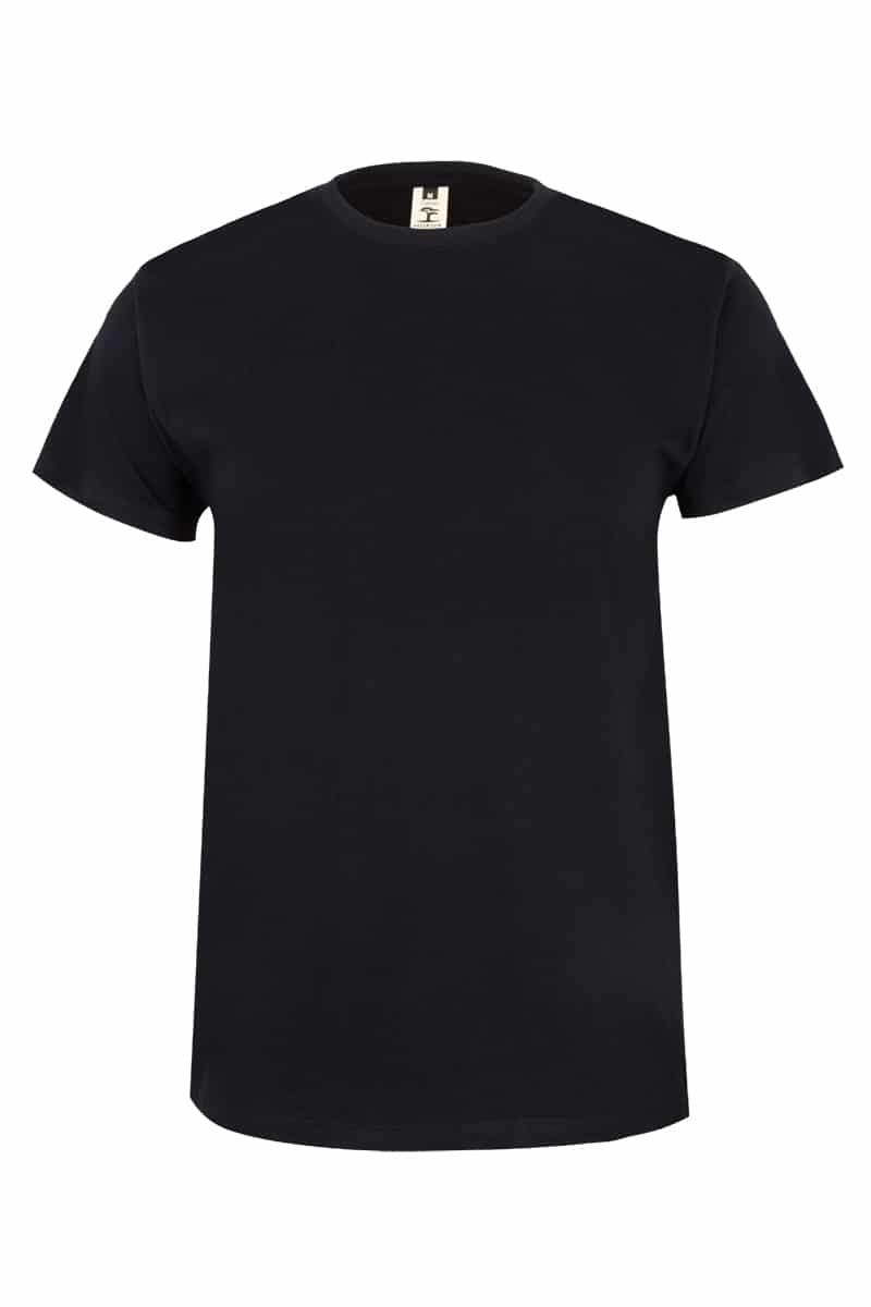 Mukua Mk022cv Camiseta Manga Corta 150gr Black