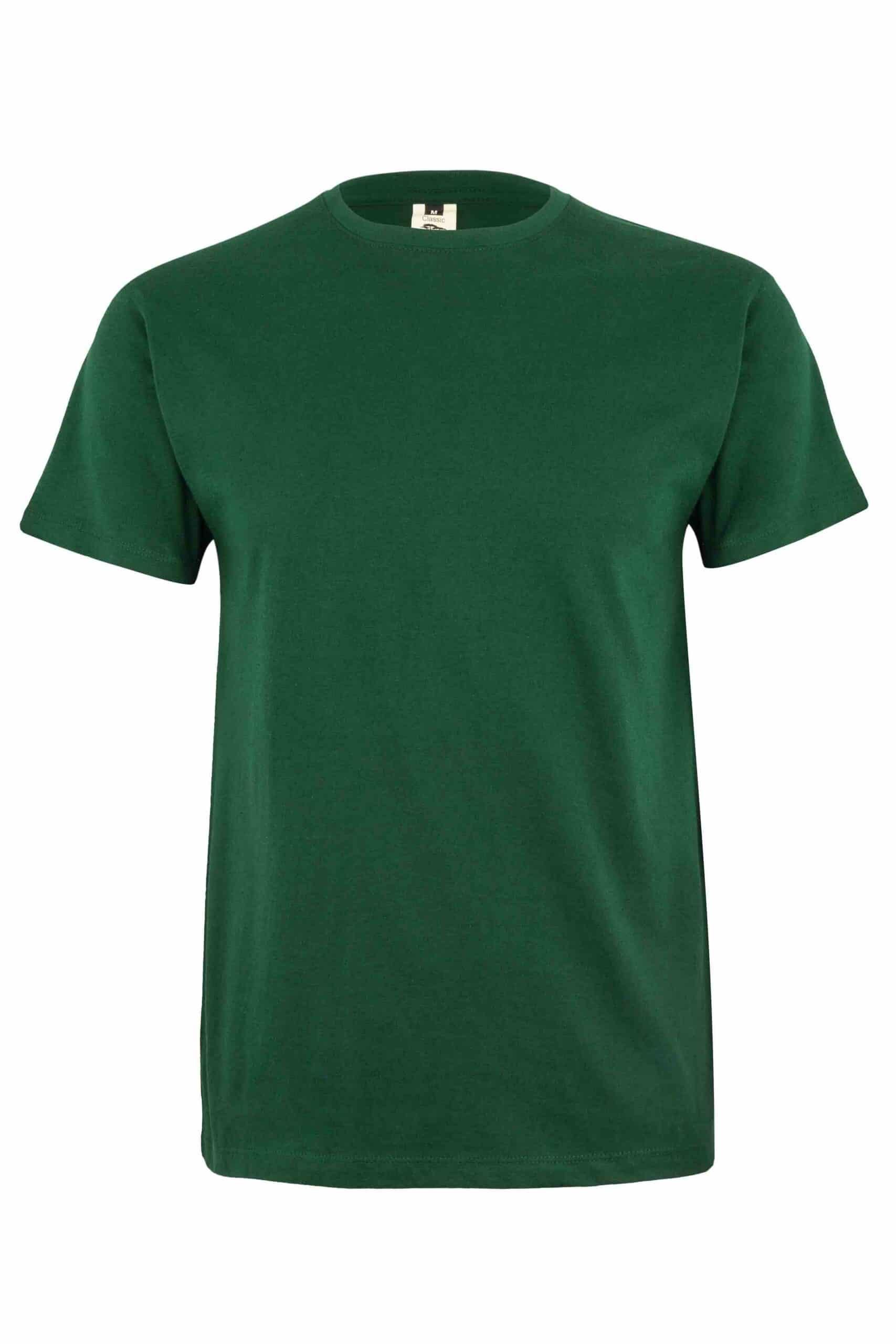 Mukua Mk022cv Camiseta Manga Corta 150gr Bottle Green