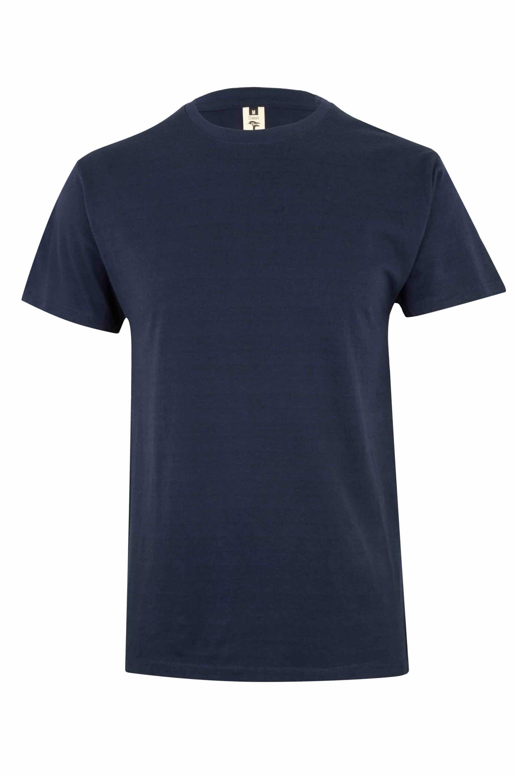Mukua Mk022cv Camiseta Manga Corta 150gr Navy