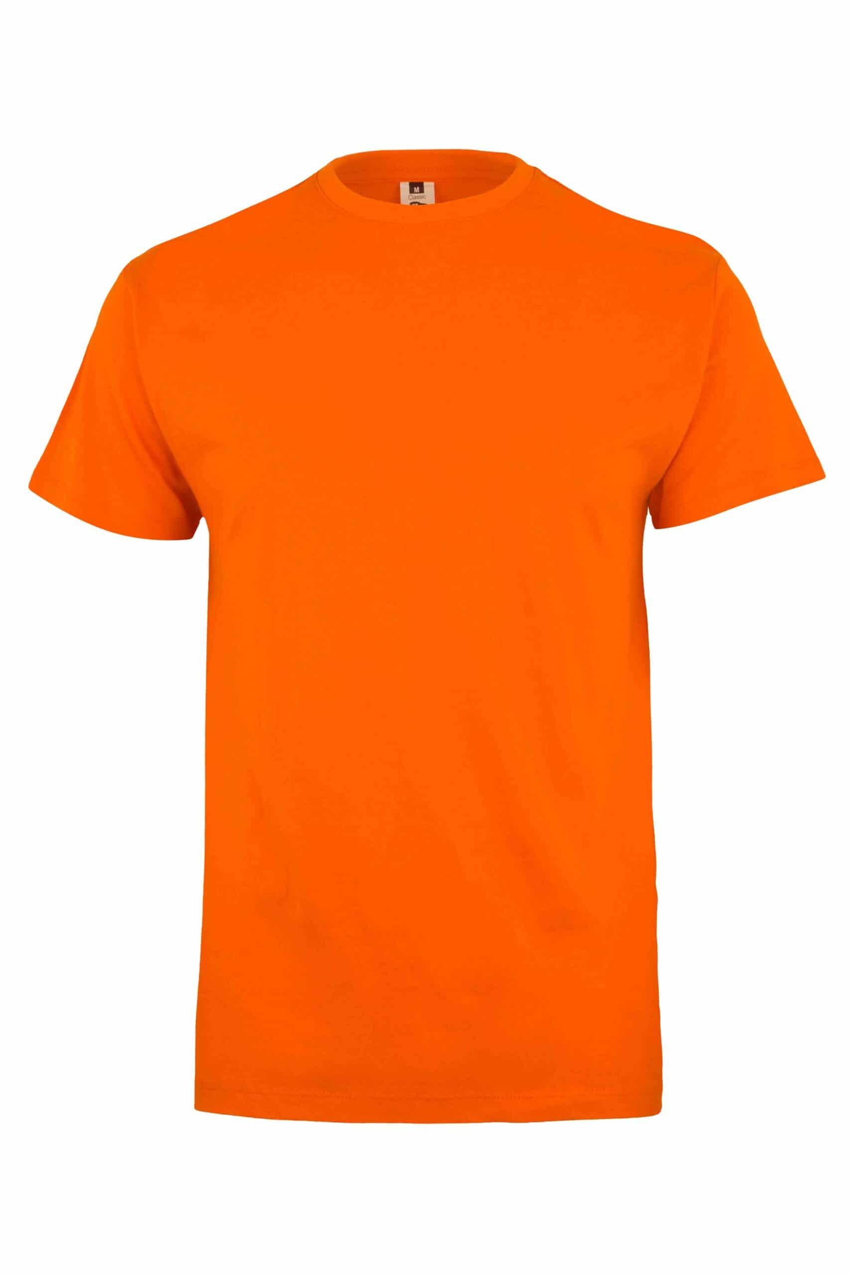 Mukua Mk022cv Camiseta Manga Corta 150gr Orange