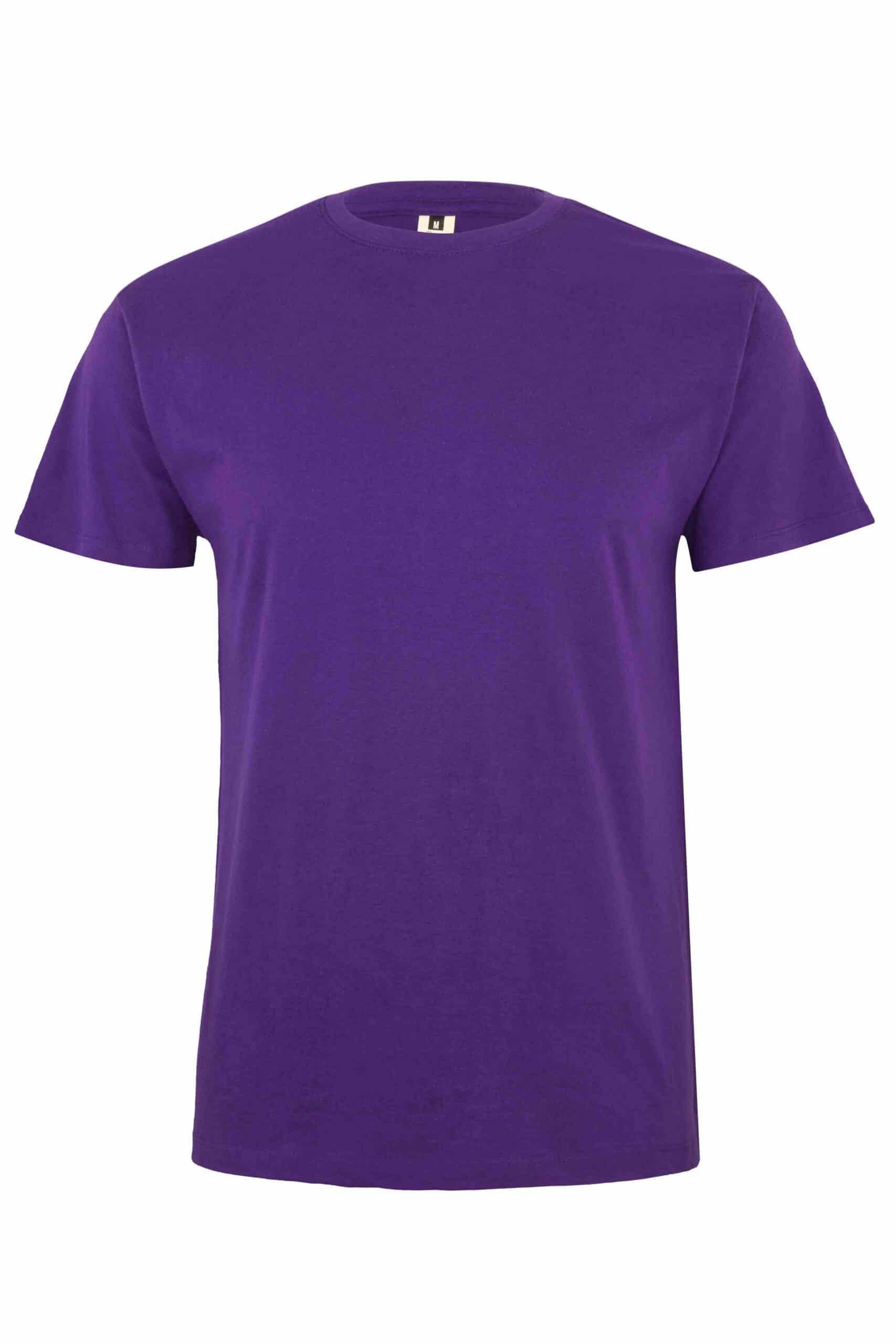 Mukua Mk022cv Camiseta Manga Corta 150gr Purple