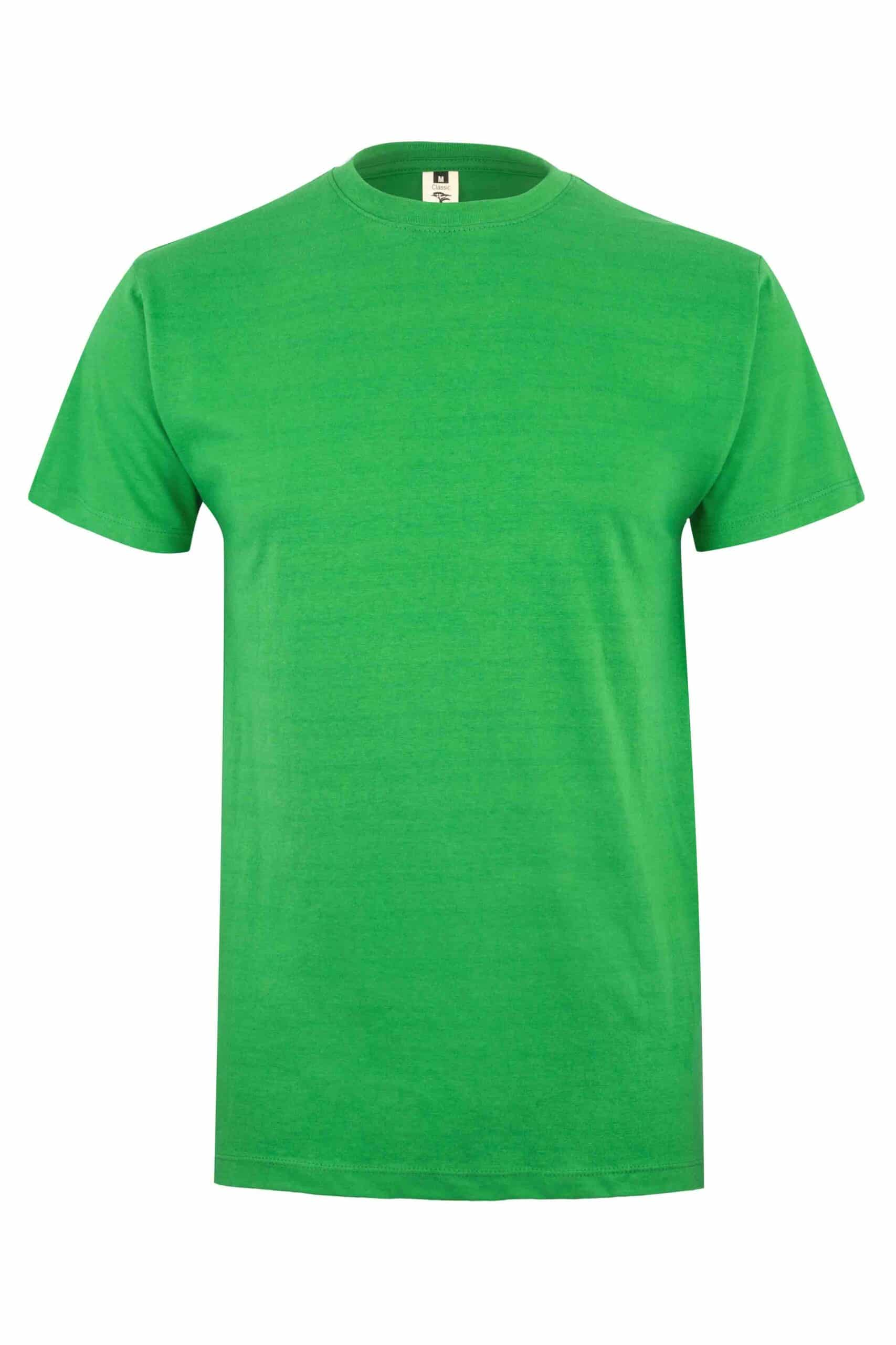 Mukua Mk022cv Camiseta Manga Corta 150gr Real Green