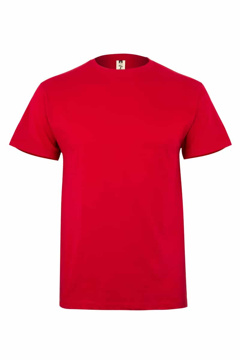 Mukua Mk022cv Camiseta Manga Corta 150gr Red