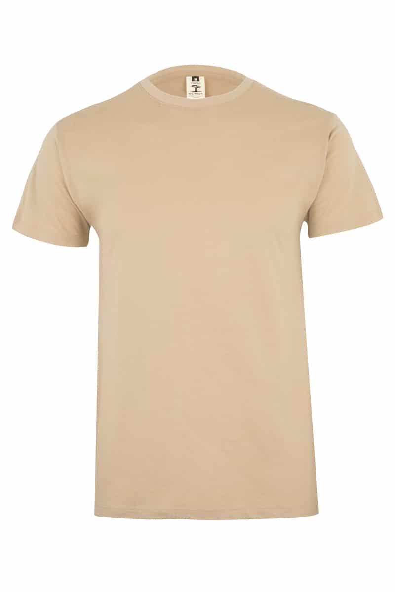Mukua Mk022cv Camiseta Manga Corta 150gr Sand