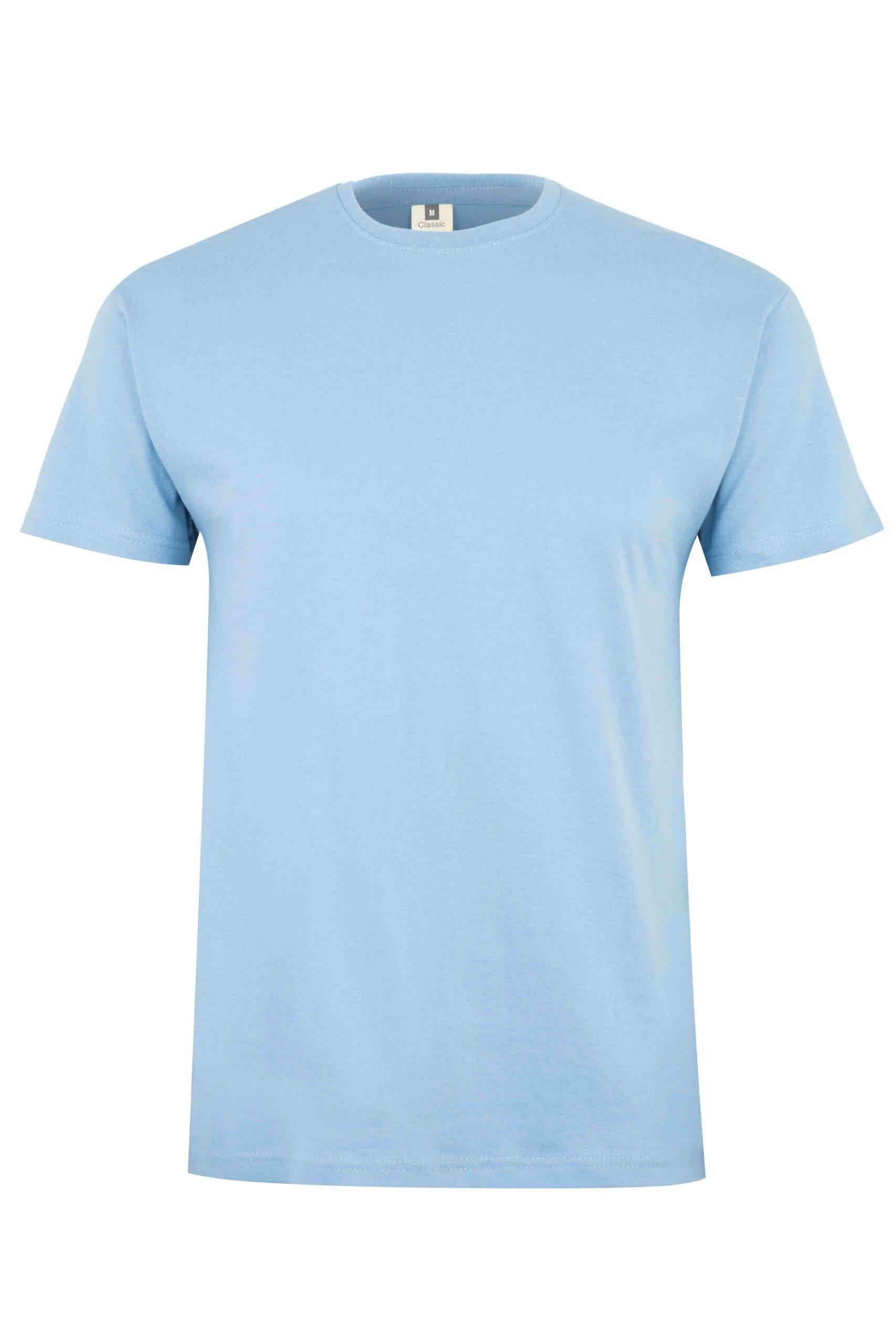 Mukua Mk022cv Camiseta Manga Corta 150gr Sky Blue