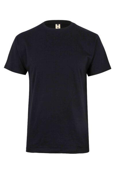 Mukua Mk023cv Camiseta Manga Corta Color 190gr Black