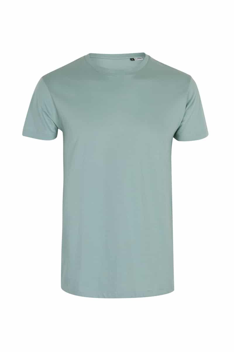 Mukua Mk023cv Camiseta Manga Corta Color 190gr Blue Fog