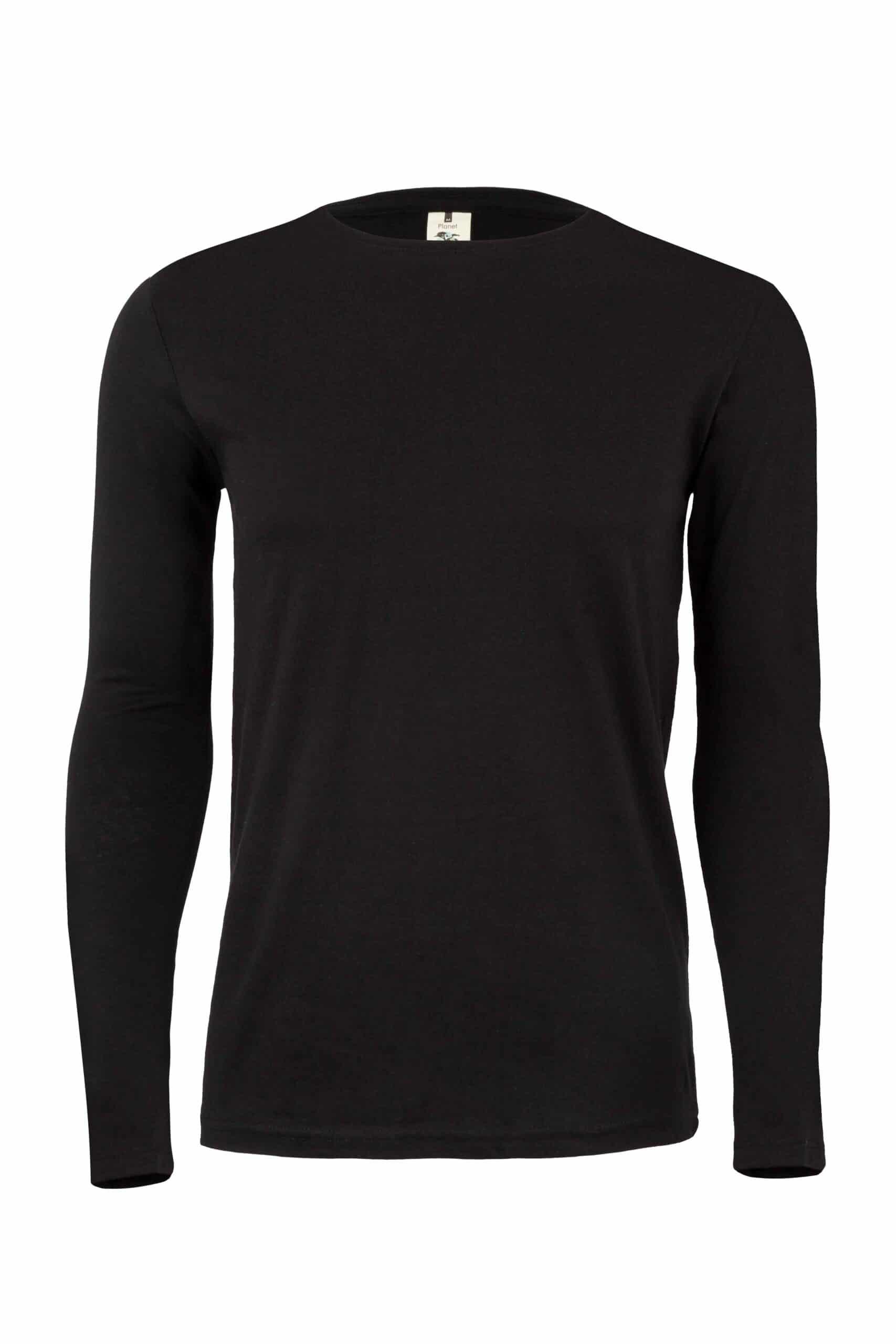 Mukua Mk156cv Camiseta Manga Larga 150gr Black