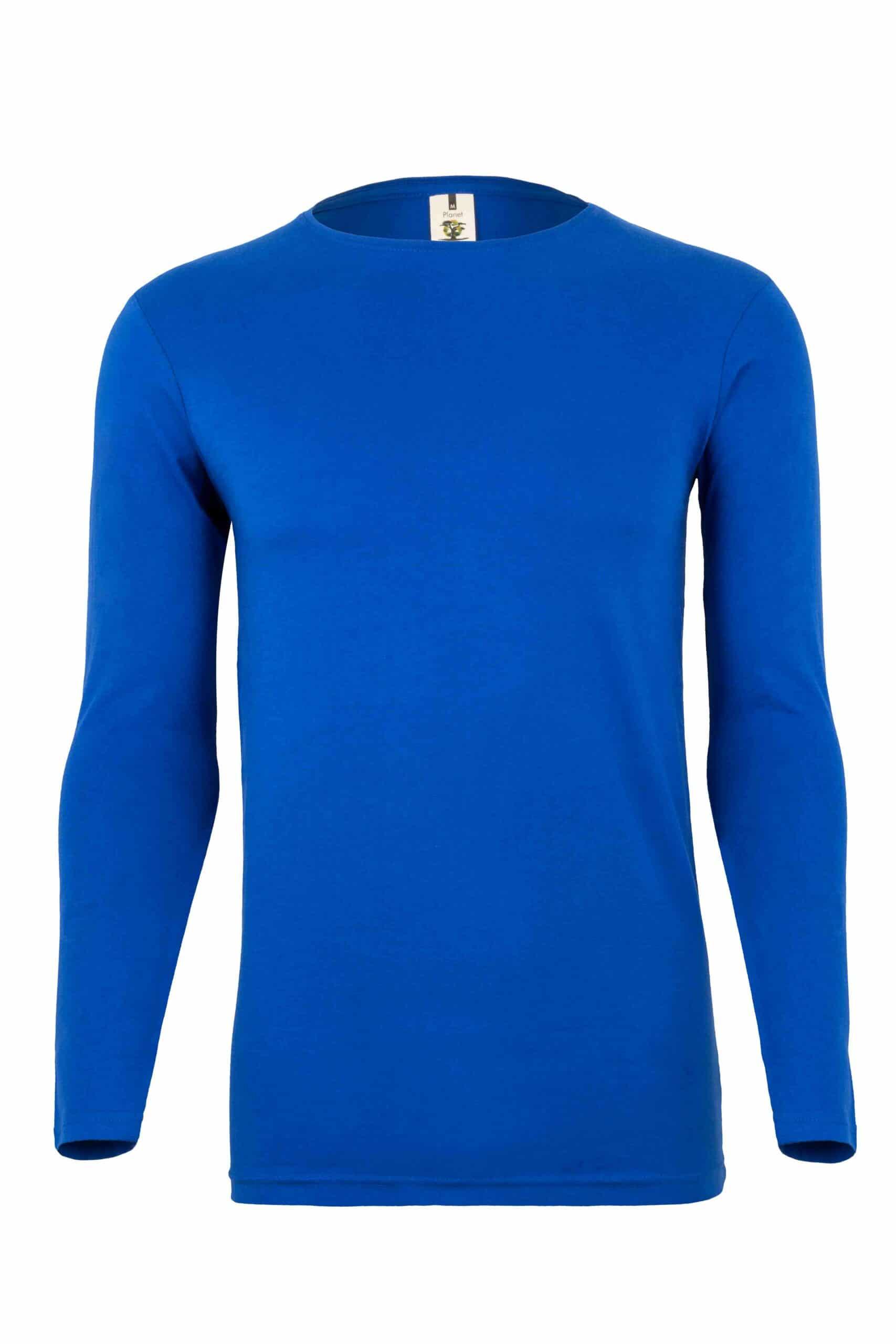 Mukua Mk156cv Camiseta Manga Larga 150gr Royal Blue