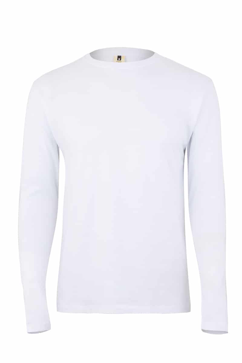 Mukua Mk156wv Camiseta Manga Larga 150gr White