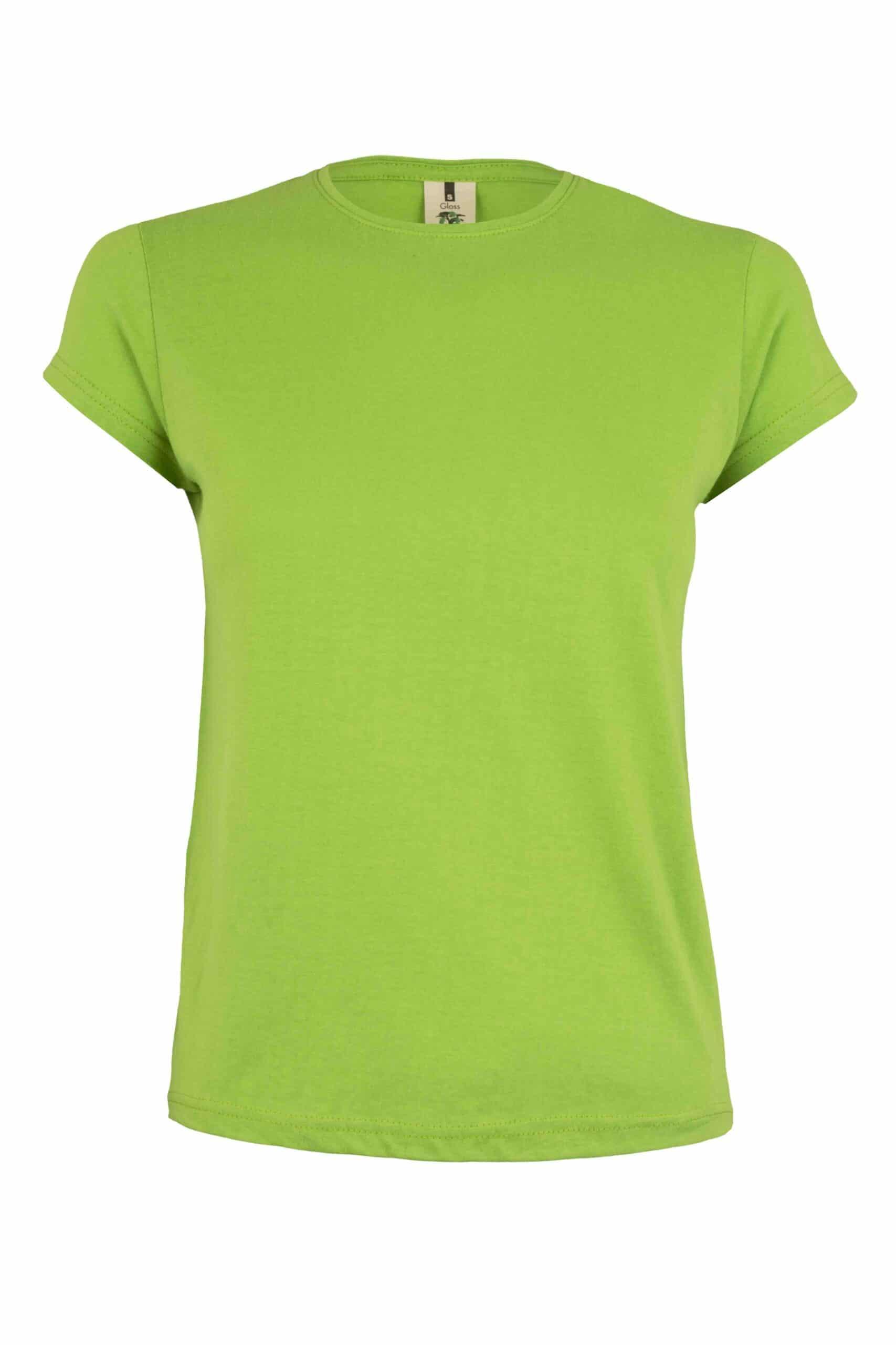 Mukua Mk170cv Camiseta Manga Corta 130gr Lime