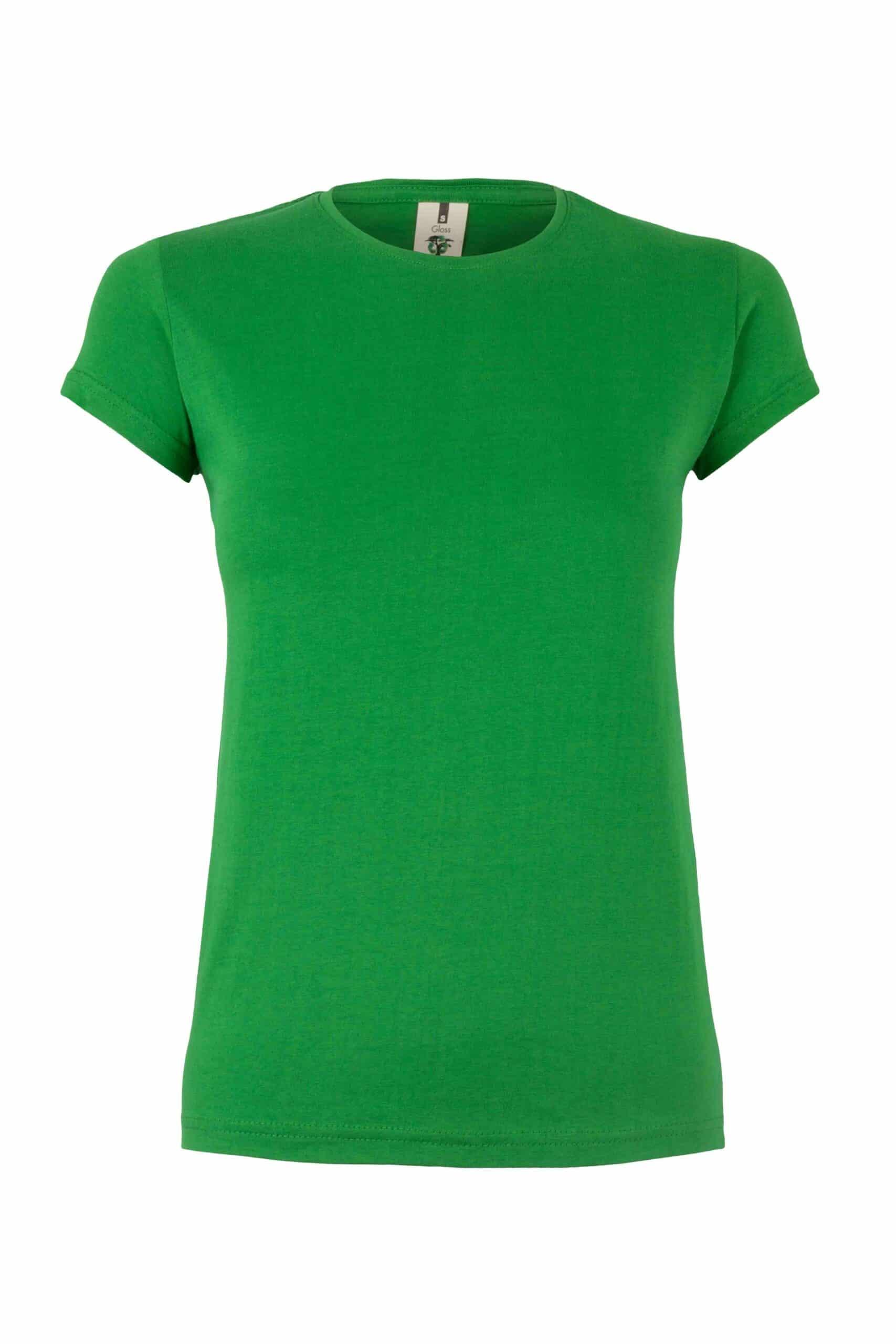 Mukua Mk170cv Camiseta Manga Corta 130gr Real Green