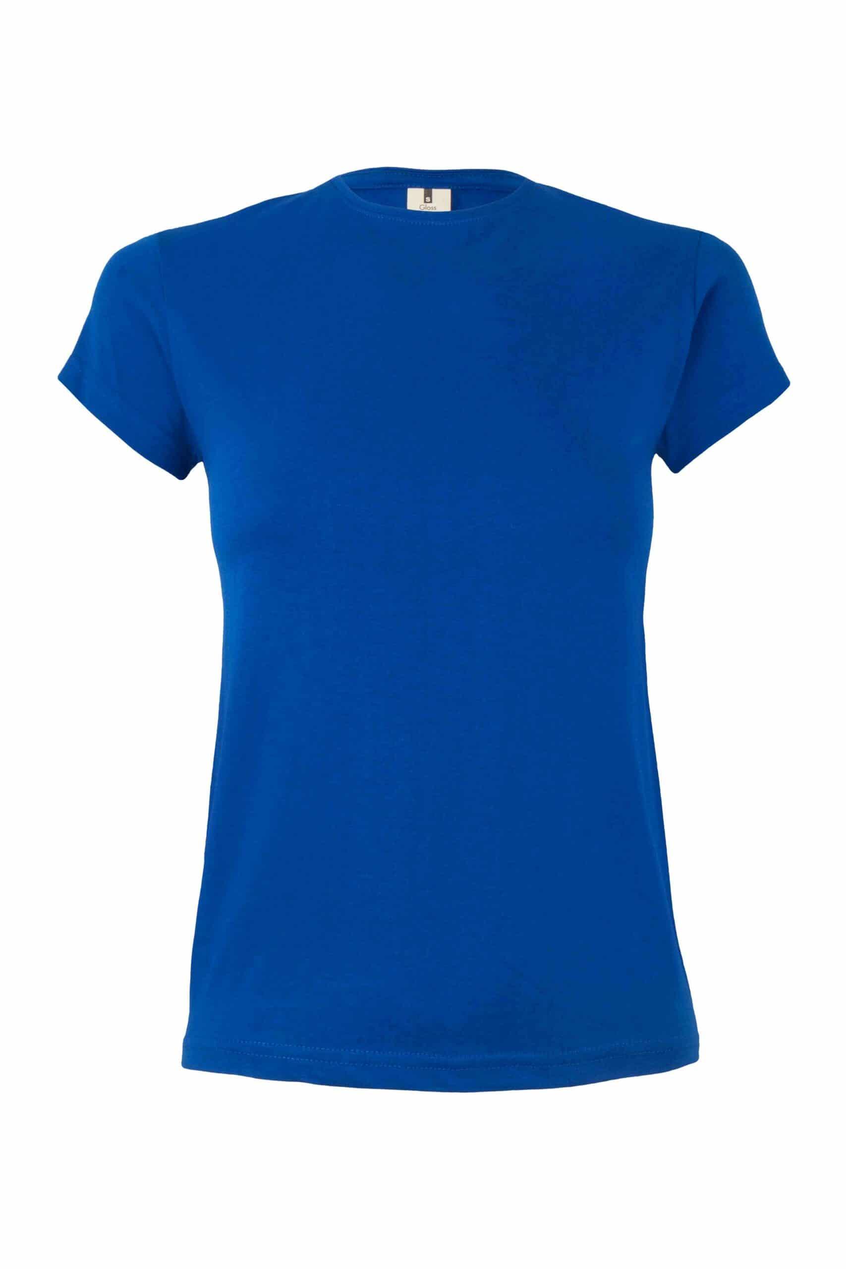 Mukua Mk170cv Camiseta Manga Corta 130gr Royal Blue