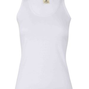 Mukua Mk171wv Camiseta Tirantes Mujer 150gr White