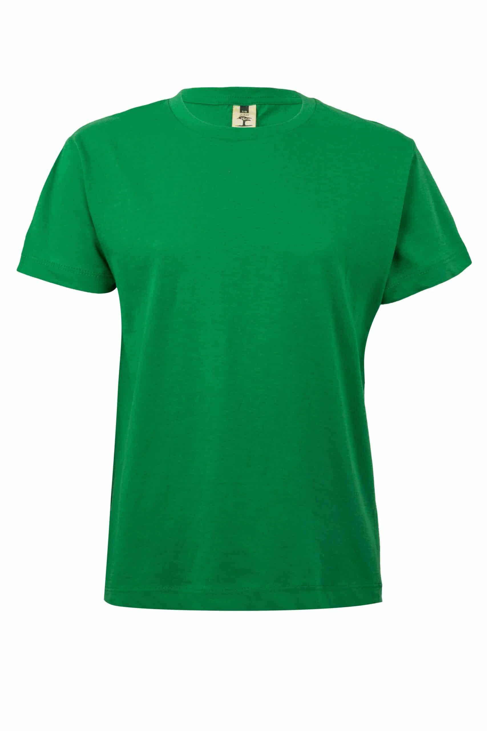 Mukua Mk175cv Camiseta Manga Corta NiÑo Real Green