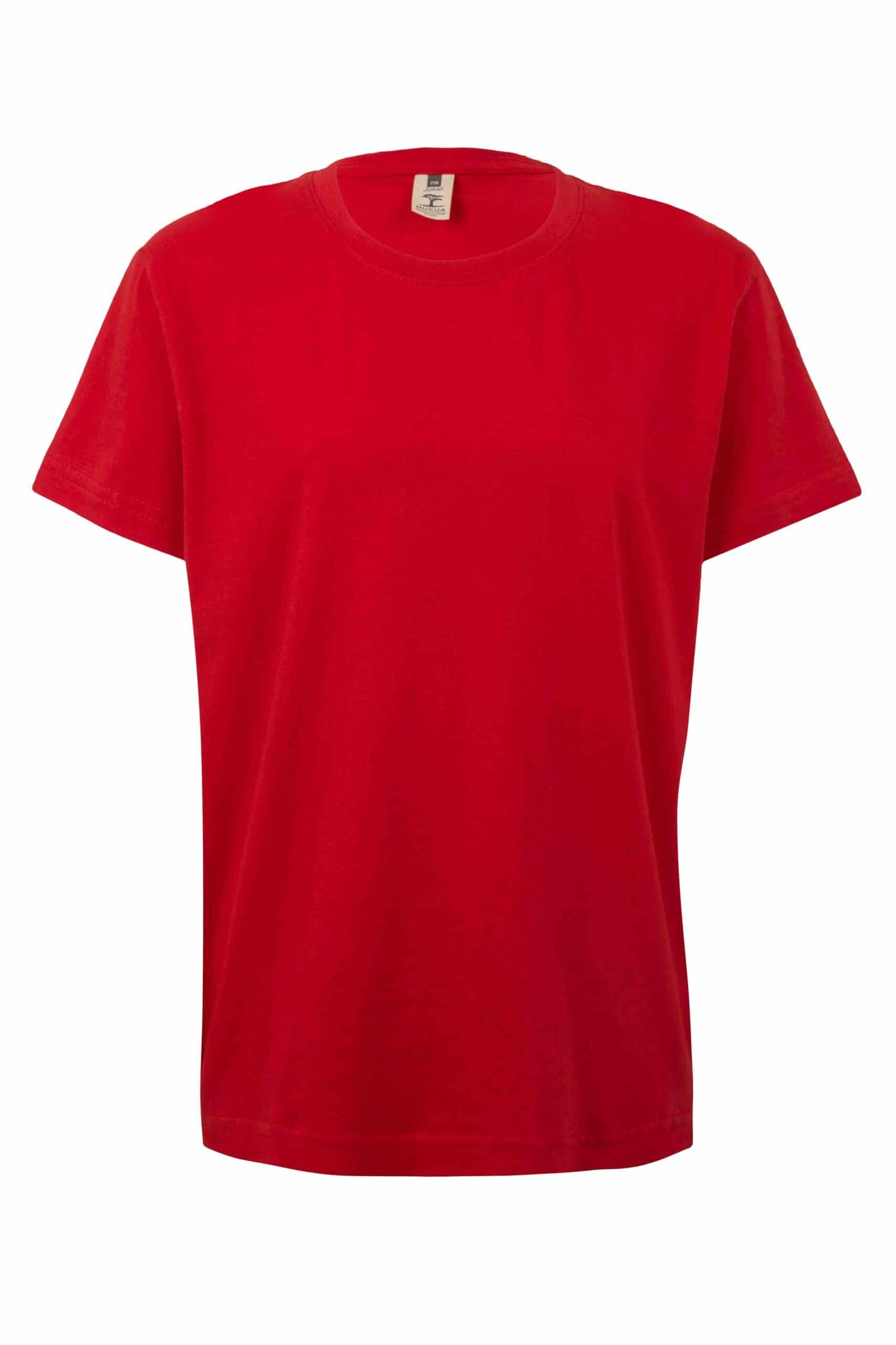 Mukua Mk175cv Camiseta Manga Corta NiÑo Red