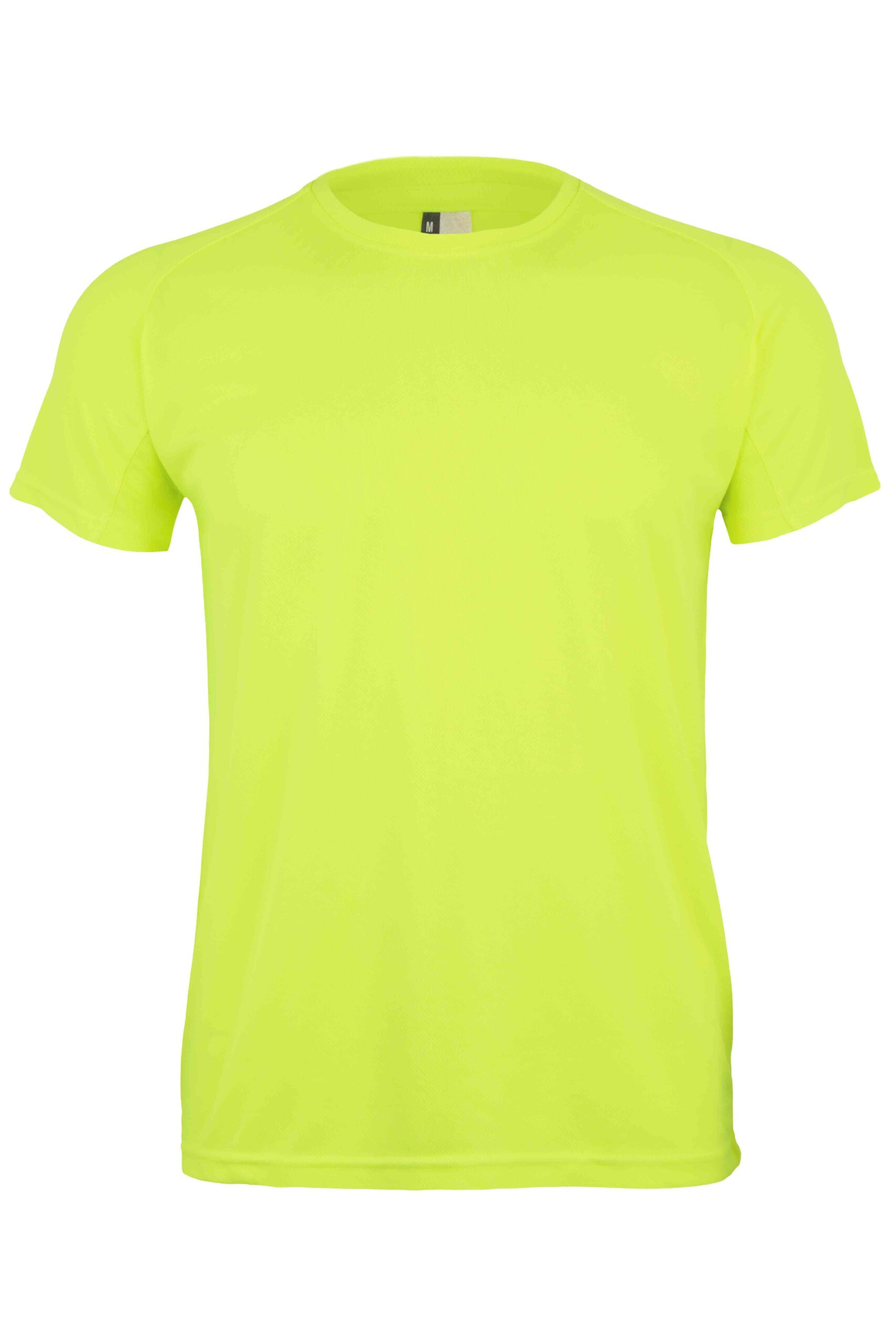 Mukua Mk521v Camiseta TÉcnica Manga Corta NiÑo FlÚor Yellow