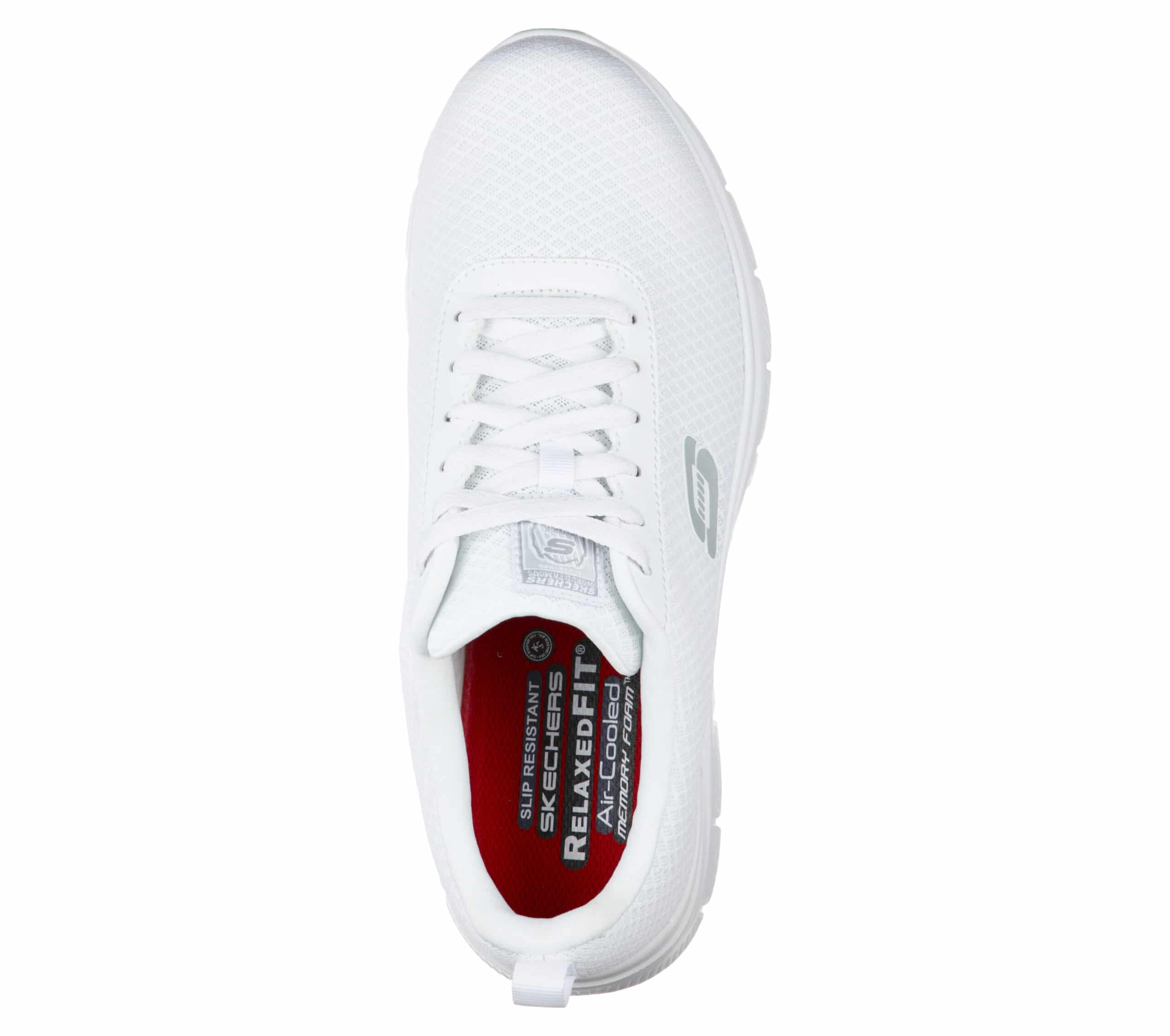Skechers Sk77125ec Bendon Hombre Blanco 4