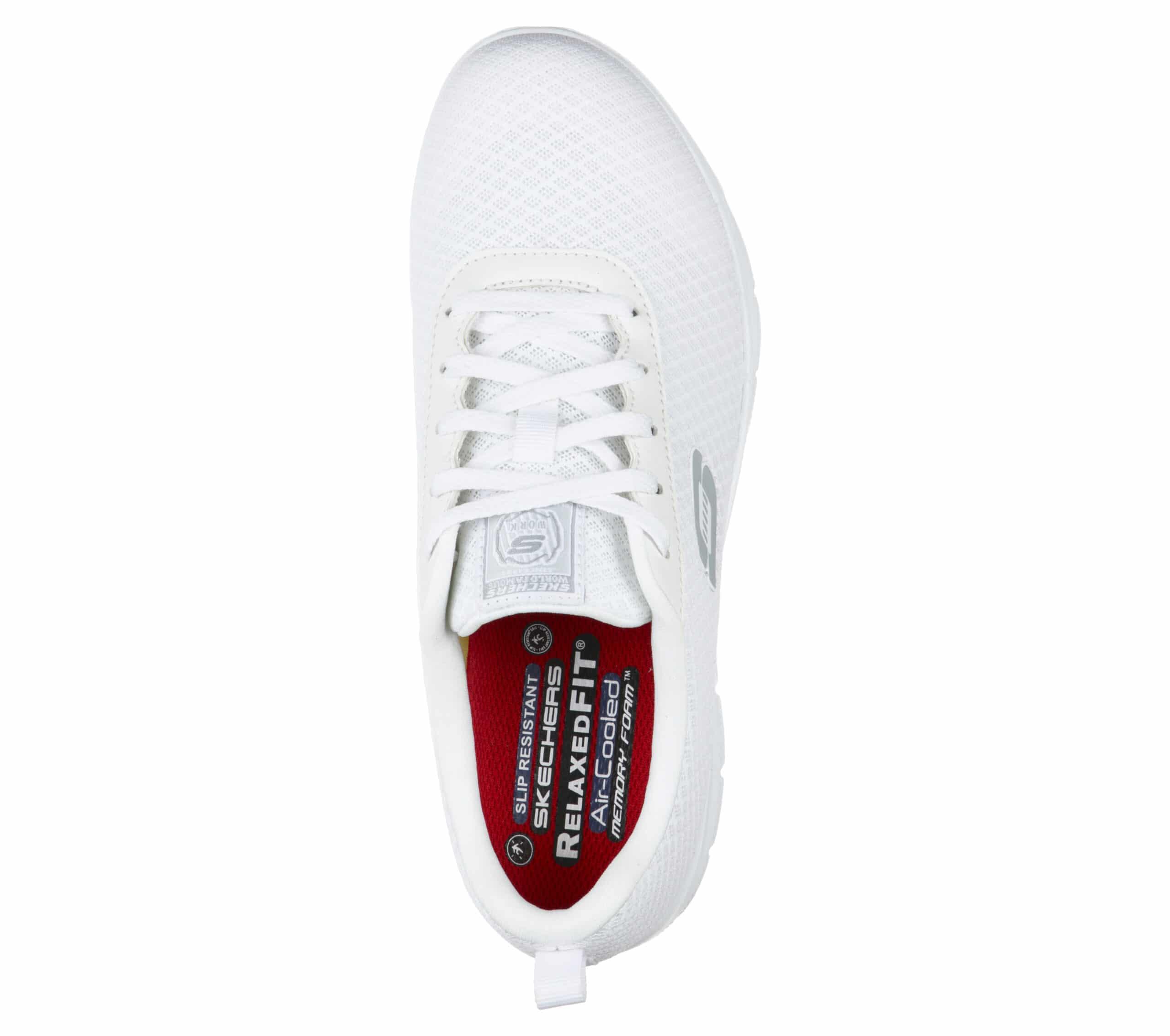 Skechers Sk77210ec Ghenter Bronaugh Mujer Blanco 4