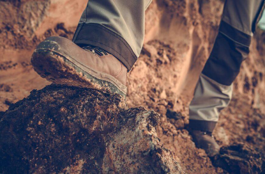Cómo elegir el mejor calzado de seguridad